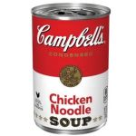 Campbell's Chicken Noodle Soup (Condensed)
